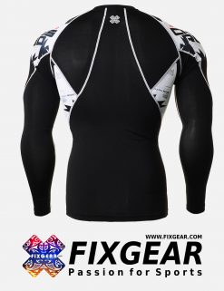 FIXGEAR C2L-B17 Compression Base Layer Shirt