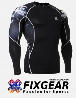 FIXGEAR C2L-B18 Compression Base Layer Shirt