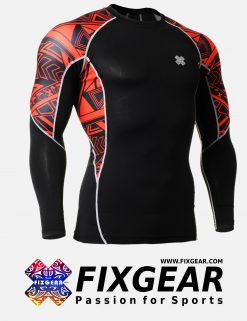 FIXGEAR C2L-B2 Compression Base Layer Shirt