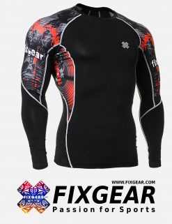FIXGEAR C2L-B30 Compression Base Layer Shirt