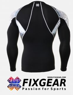 FIXGEAR C2L-B38 Compression Base Layer Shirt