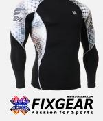 FIXGEAR C2L-B38 Compression Base Layer Shirt