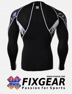 FIXGEAR C2L-B39 Compression Base Layer Shirt