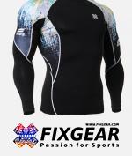 FIXGEAR C2L-B42 Compression Base Layer Shirt