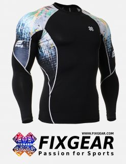 FIXGEAR C2L-B42 Compression Base Layer Shirt