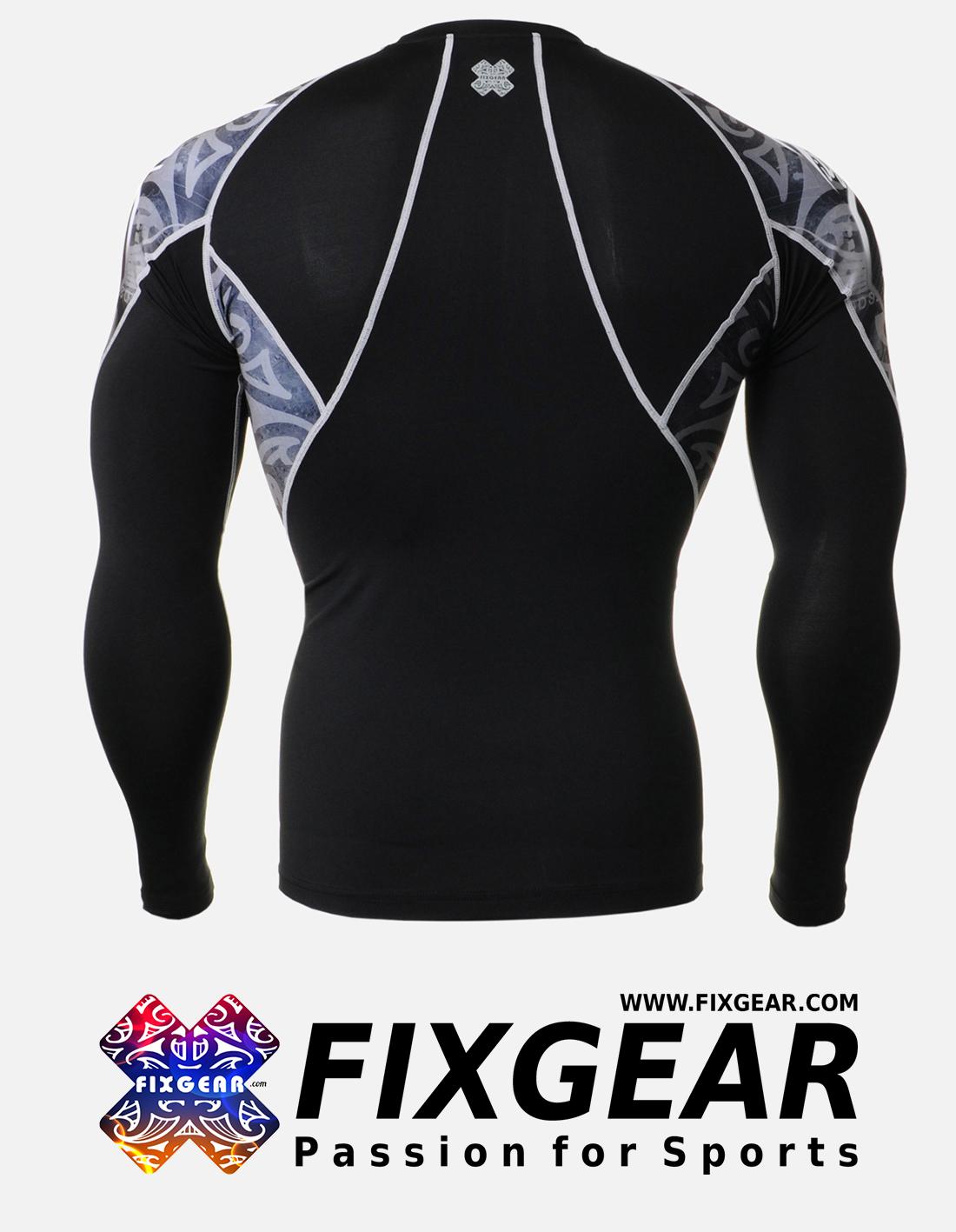 FIXGEAR C2L-B43 Compression Base Layer Shirt