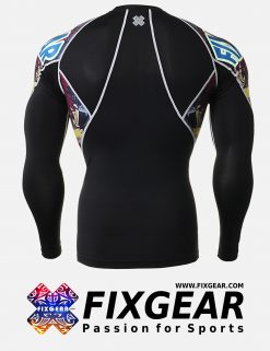 FIXGEAR C2L-B44 Compression Base Layer Shirt