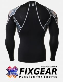 FIXGEAR C2L-B45 Compression Base Layer Shirt