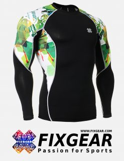 FIXGEAR C2L-B47 Compression Base Layer Shirt