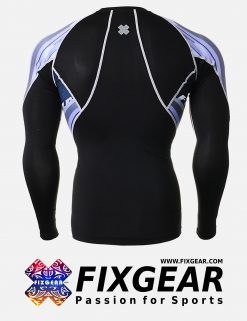 FIXGEAR C2L-B48 Compression Base Layer Shirt