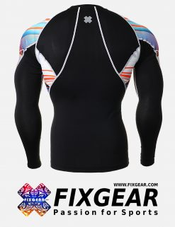 FIXGEAR C2L-B49 Compression Base Layer Shirt