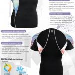 FIXGEAR C2S-B49 Compression Base Layer Shirt Short Sleeve  3