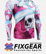 FIXGEAR CFL-19P Compression Base Layer Shirt