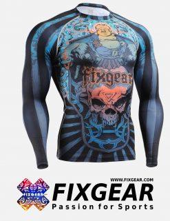 FIXGEAR CFL-74 Compression Base Layer Shirt