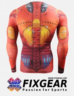 FIXGEAR CFL-8 Compression Base Layer Shirt