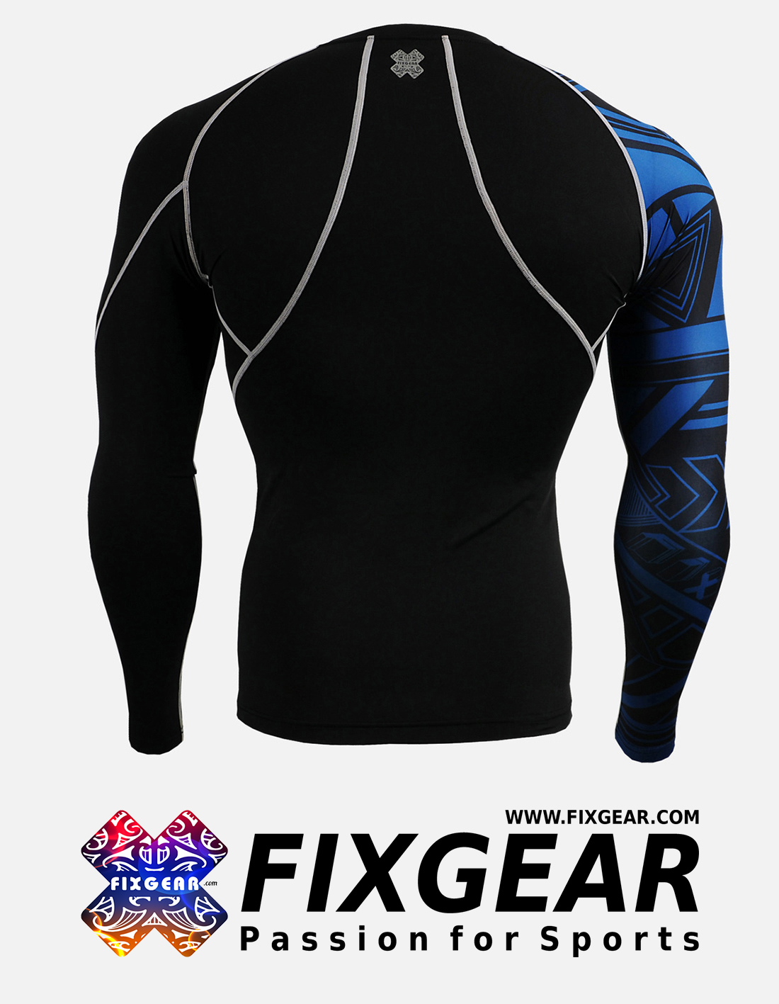 FIXGEAR CP-B1 Compression Base Layer Shirt