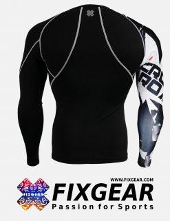 FIXGEAR CP-B17 Compression Base Layer Shirt