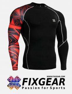 FIXGEAR CP-B2 Compression Base Layer Shirt