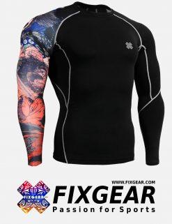 FIXGEAR CP-B28 Compression Base Layer Shirt