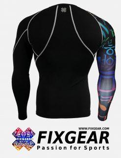 FIXGEAR CP-B3 Compression Base Layer Shirt