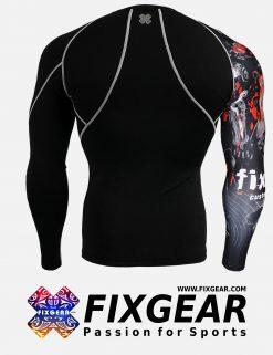 FIXGEAR CP-B30 Compression Base Layer Shirt