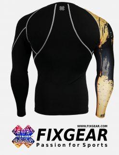 FIXGEAR CP-B32 Compression Base Layer Shirt