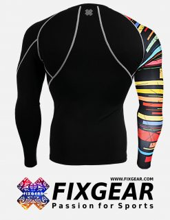 FIXGEAR CP-B33 Compression Base Layer Shirt