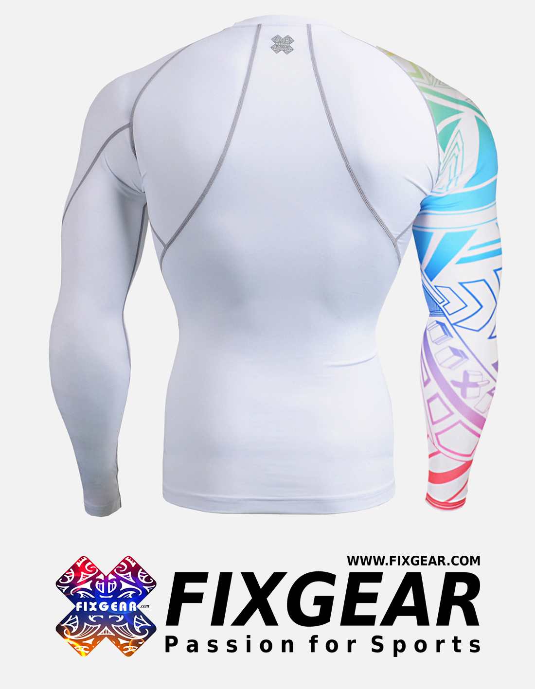 FIXGEAR CP-W1 Compression Base Layer Shirt