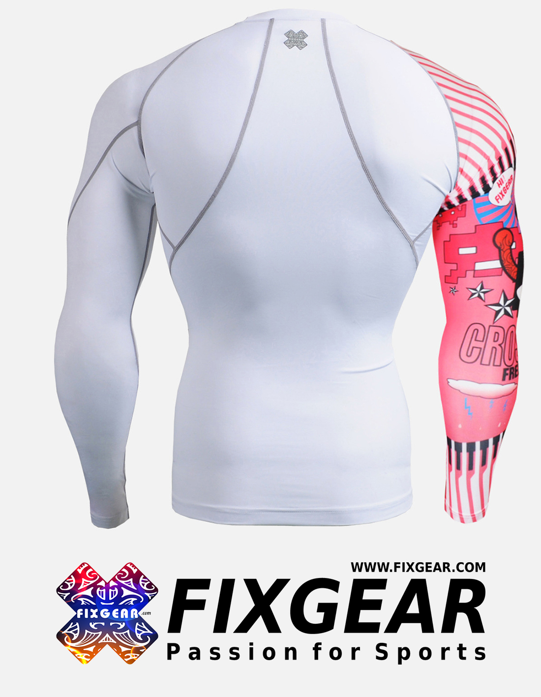 FIXGEAR CP-W29 Compression Base Layer Shirt