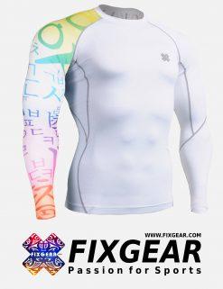 FIXGEAR CP-W3 Compression Base Layer Shirt