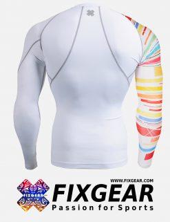 FIXGEAR CP-W33 Compression Base Layer Shirt