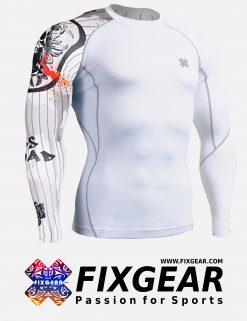 FIXGEAR CP-W9 Compression Base Layer Shirt