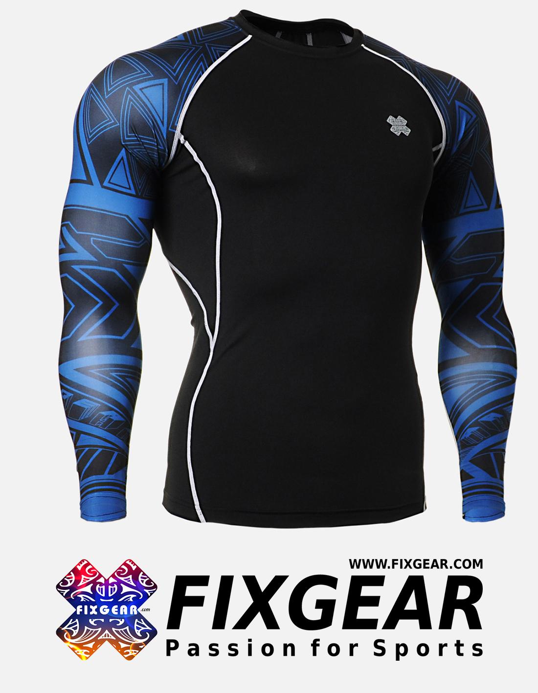 FIXGEAR CPD-B1 Compression Base Layer Shirt