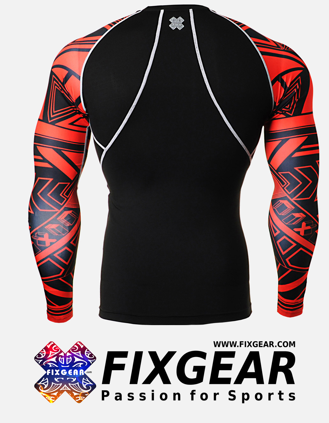 FIXGEAR CPD-B2 Compression Base Layer Shirt