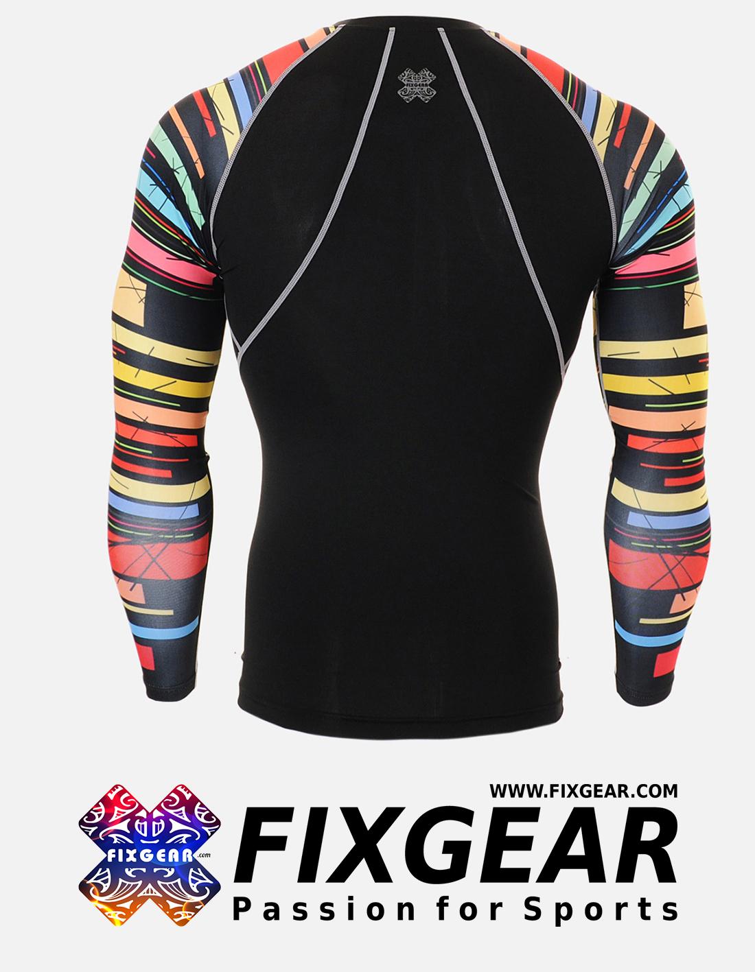 FIXGEAR CPD-B33 Compression Base Layer Shirt