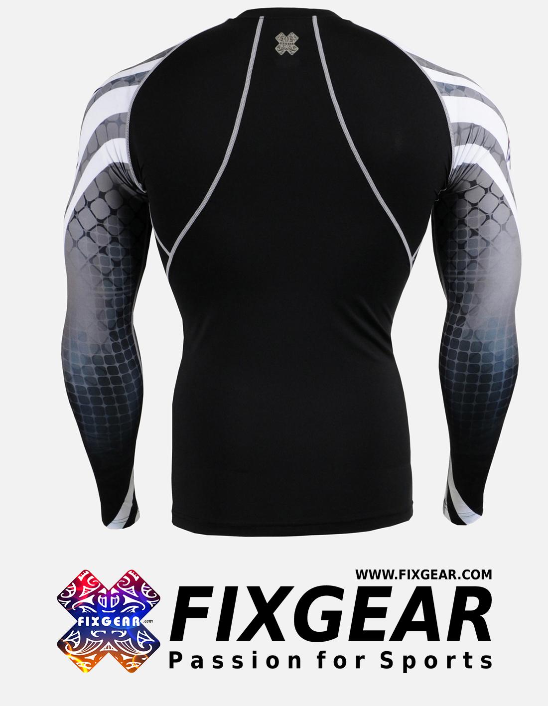 FIXGEAR CPD-B38 Compression Base Layer Shirt