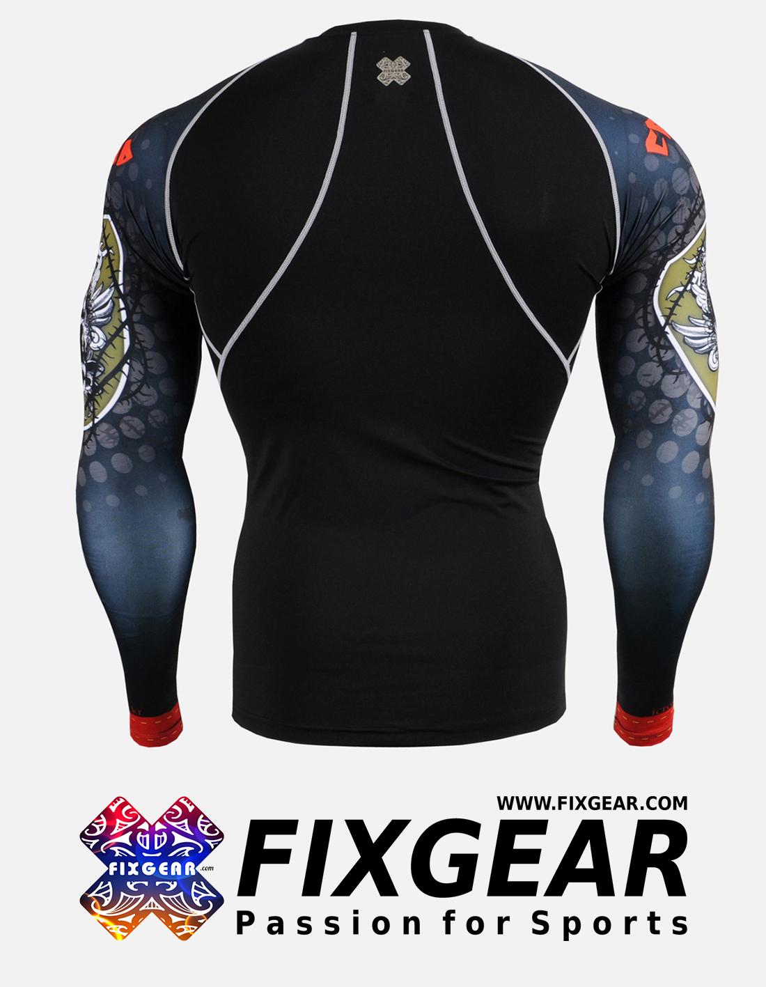 FIXGEAR CPD-B5 Compression Base Layer Shirt