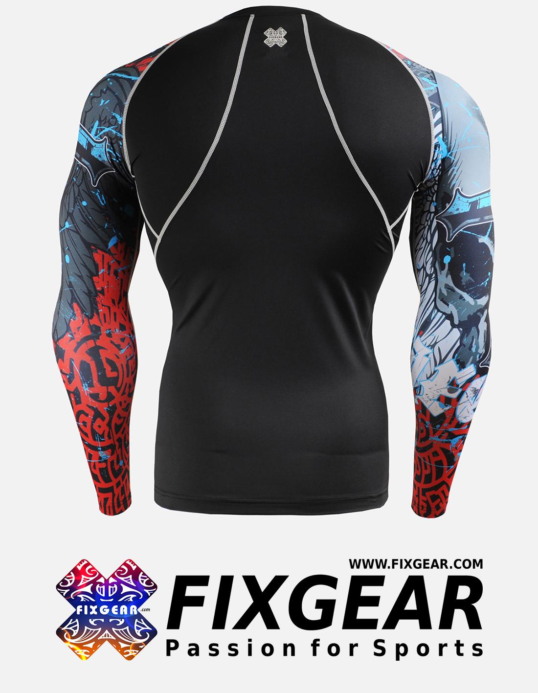FIXGEAR CPD-B73 Compression Base Layer Shirt