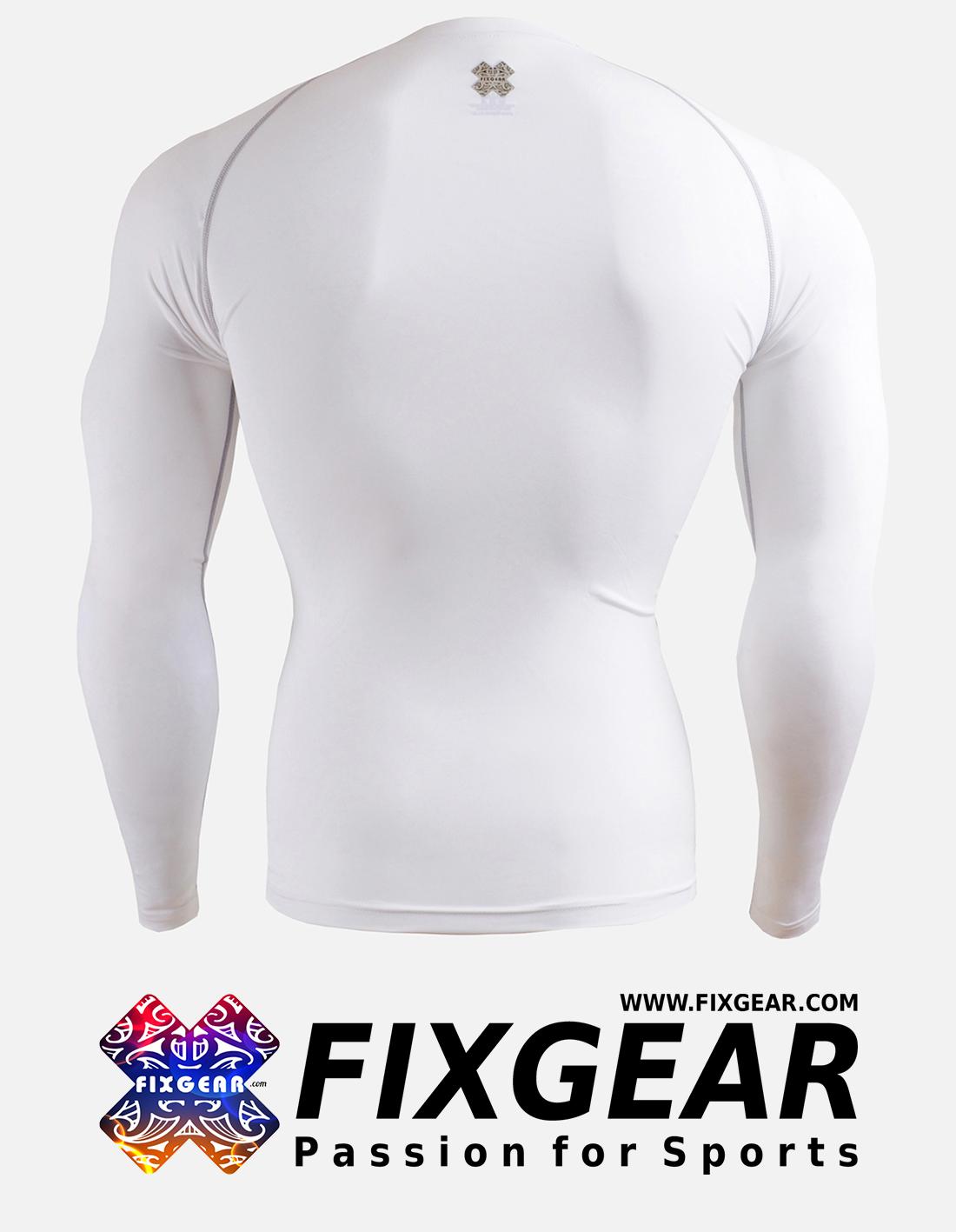 FIXGEAR CPL-WS Skin-tight Compression Base Layer Shirt