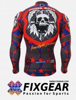 FIXGEAR CS-1101 Men's Cycling  Jersey Long Sleeve
