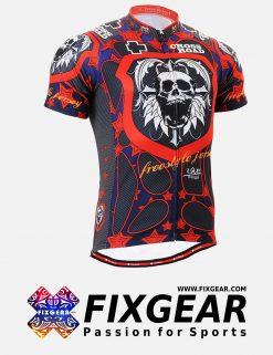 FIXGEAR CS-1102 Men's Cycling  Jersey Short Sleeve