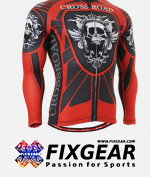 FIXGEAR CS-1301 Men's Cycling  Jersey Long Sleeve