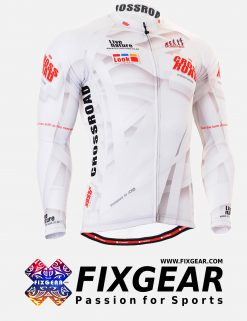 FIXGEAR CS-1401 Men's Cycling  Jersey Long Sleeve
