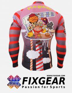 FIXGEAR CS-1601 Men's Cycling  Jersey Long Sleeve