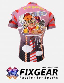 FIXGEAR CS-1602 Men's Cycling  Jersey Short Sleeve