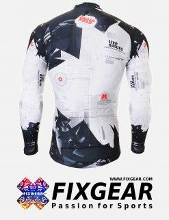 FIXGEAR CS-1701 Men's Cycling  Jersey Long Sleeve