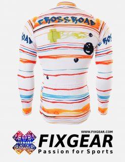 FIXGEAR CS-2001 Men's Cycling  Jersey Long Sleeve
