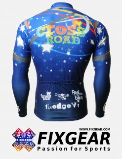FIXGEAR CS-2301 Men's Cycling  Jersey Long Sleeve
