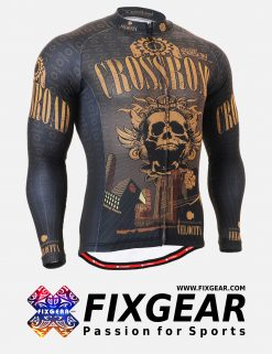 FIXGEAR CS-2701 Men's Cycling  Jersey Long Sleeve
