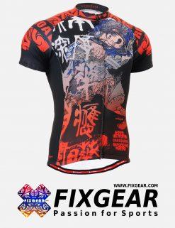 FIXGEAR CS-2802 Men's Cycling  Jersey Short Sleeve